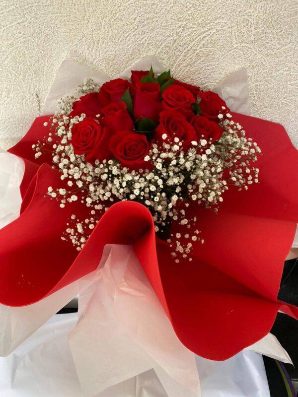 ramilletes de rosas bello