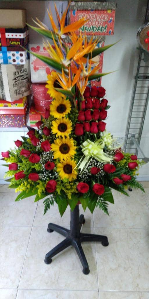 Enviar ramos de flores a Bello