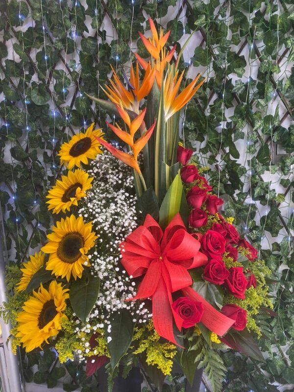 flores bello
