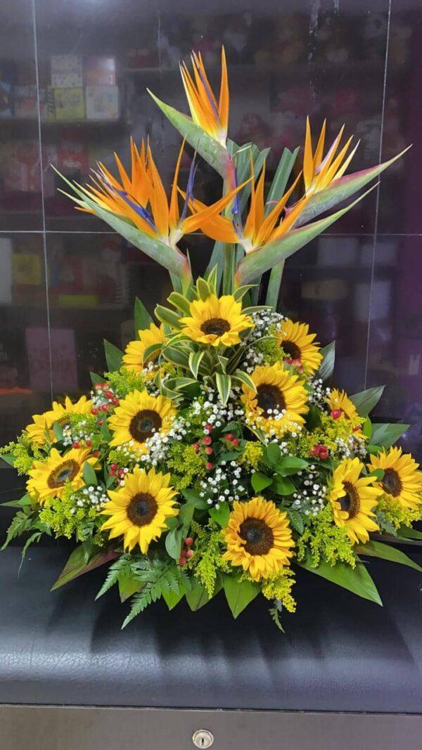 Ramos de flores naturales bello