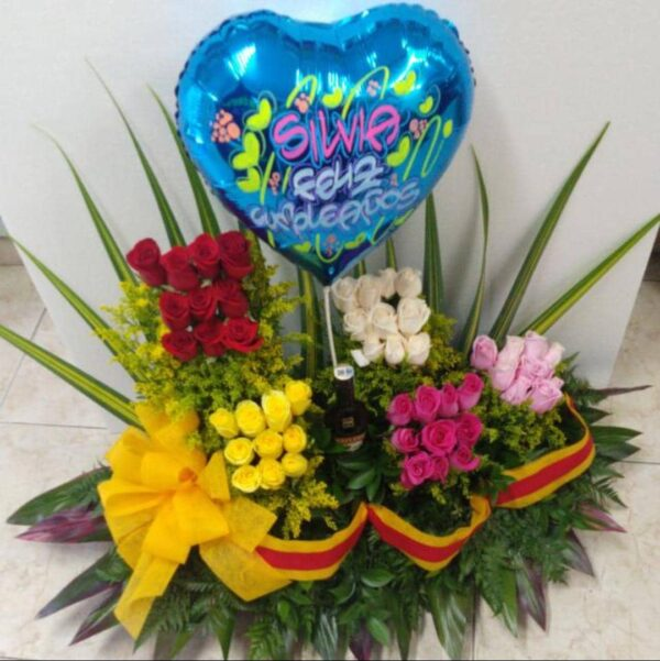 florerías en medellin bello itagui