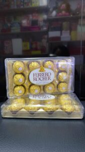 Chocolate Ferrero *12
